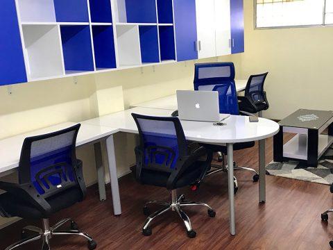 sàn gỗ công nghiệp cho văn phòng công ty