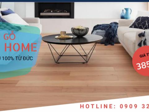 Sàn gỗ eurohome nhập khẩu Đức